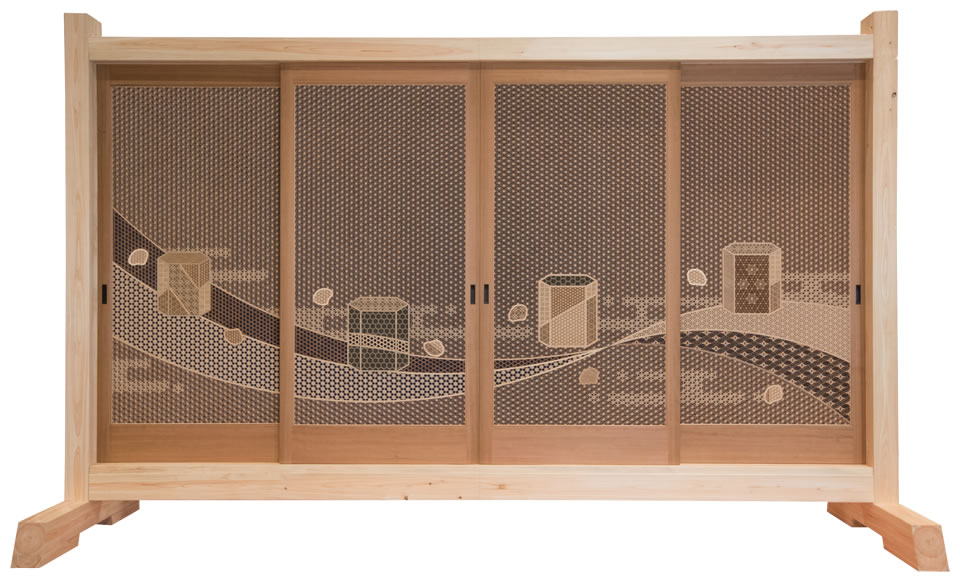 第49回全国建具展示会 東京大会上位作品